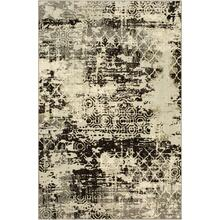"Artisan Frotage Charcoal 2' 4""x7' 10"" Runner"