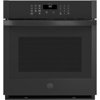 "GE 27"" Built-In Single Wall Oven Black - JKS3000DNBB"