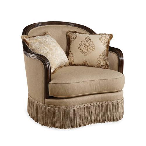 A.R.T. Furniture - Giovanna Golden Quartz Matching Chair