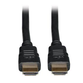 High Speed HDMI Cable with Ethernet, UHD 4K, Digital Video with Audio (M/M), 10 ft.
