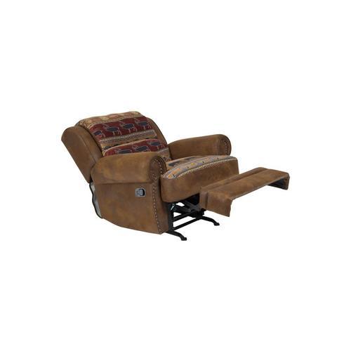 Porter International Designs - Hunter Sofa, Loveseat, Chair, Recliner & Ottoman, U8020