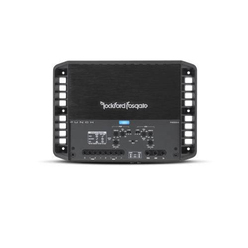 Rockford Fosgate - Punch 400 Watt 4-Channel Amplifier
