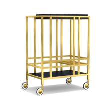 When in Rome Accent Bar Cart