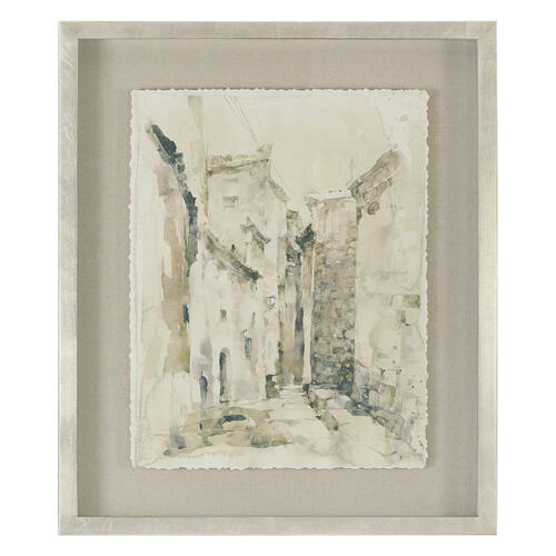 Alley Framed Print
