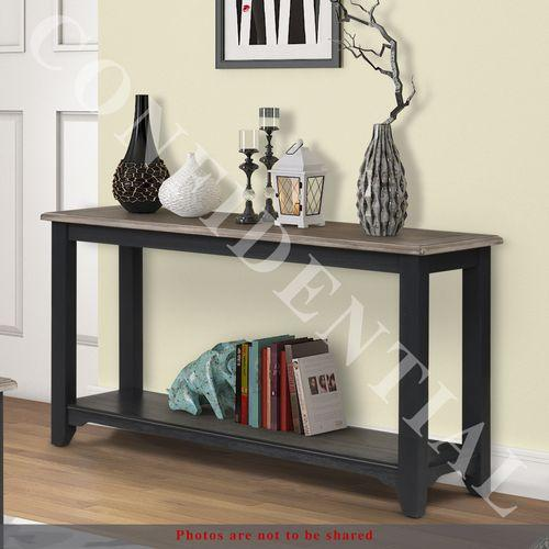 Sofa Table- Navy