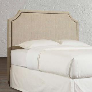 Custom Uph Beds Paris Queen Headboard, Footboard None, Insert Type Tufted