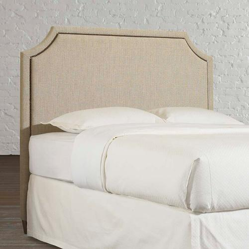 Custom Uph Beds Princeton Cal King Headboard, Footboard None