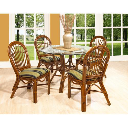 Boca Rattan - Amarillo Dining Arm Chair