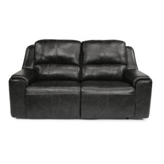 Milo Power Reclining Loveseat with Power Headrests