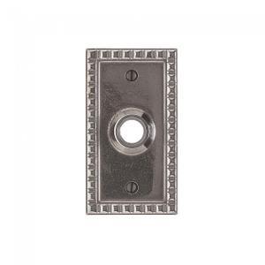 Corbel Rectangular Escutcheon - E30703 Silicon Bronze Brushed Product Image