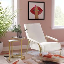View Product - Abbey Cream Velvet Chair