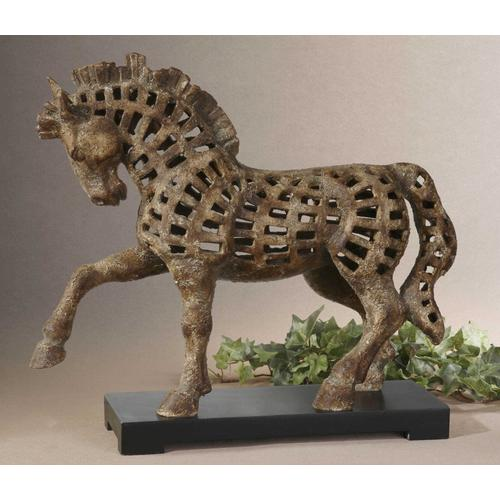 Product Image - Prancing Horse Sculpture