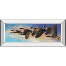 """Ascent"" By Carolyn Mock Mirror Framed Print Wall art"