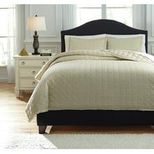 Timber and Tanning King Coverlet Set