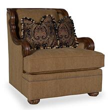 Stella Gold - Carved Wood Matching Chair