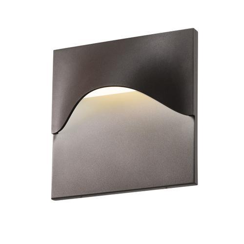 Sonneman - A Way of Light - Tides High LED Sconce [Color/Finish=Textured Bronze]
