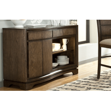 The Wave Credenza