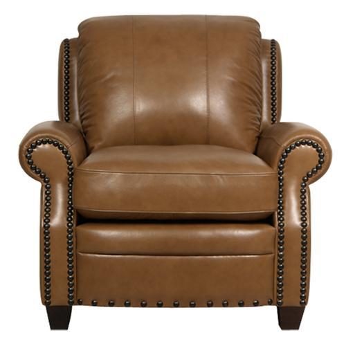 Luke Leather - Bennett Chair
