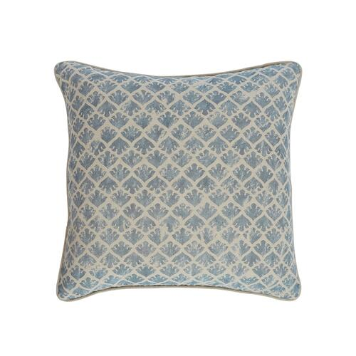 Mariano Pillow Cover Blue