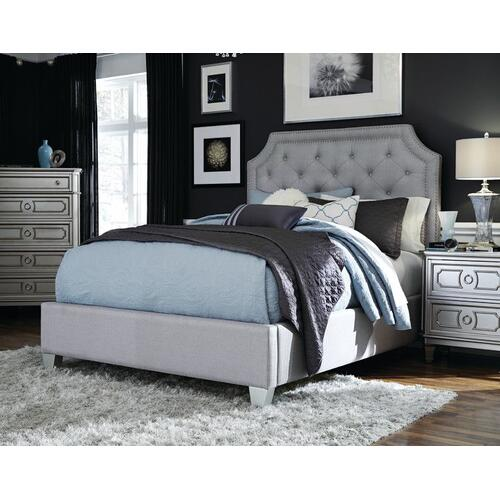 Standard Furniture - Windsor 5-Drawer Chest, Silver