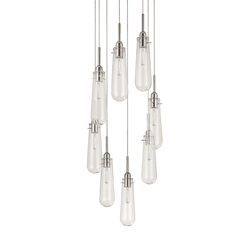 Teardrop 8-Light Pendant