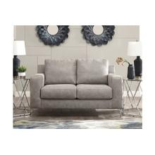 Ryler Loveseat Steel