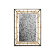 Antiqued Rope Mirror Product Image