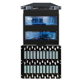 Robotic Fiber Panel System - 512 Multimode LC Fiber Ports