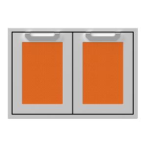 "30"" Hestan Outdoor Double Access Doors - AGAD Series - Citra"