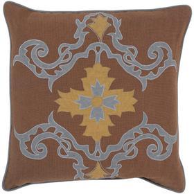"Decorative Pillows PSEA-121 18""H x 18""W"
