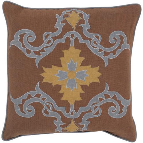 "Surya - Decorative Pillows PSEA-121 18""H x 18""W"