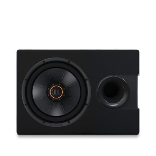 """S2-1024SS 10"""" (250mm) Slipstream ported enclosure"""