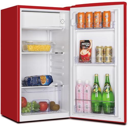 3.1 CF RETRO STYLE Single Door Refrigerator