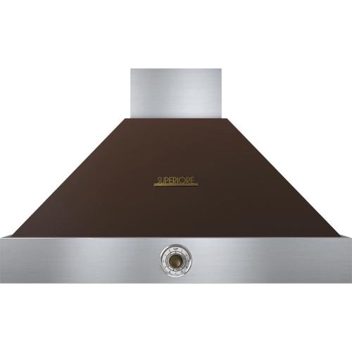 Superiore - Brown matte, Bronze