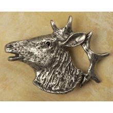 See Details - Elk Head Knob Facing Left