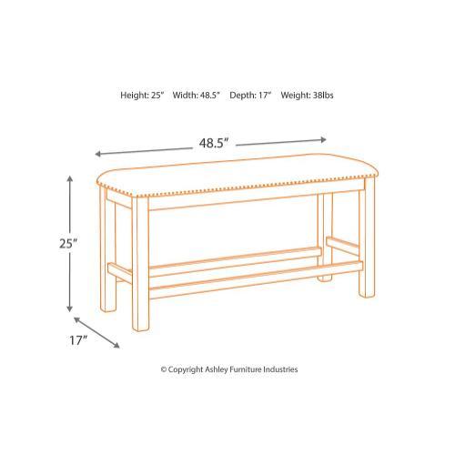 Double UPH Bench