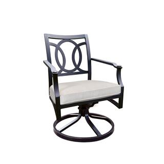 Raleigh Swivel Dining Arm Chair