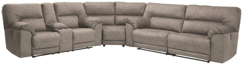 Cavalcade 3-piece Power Reclining Sectional