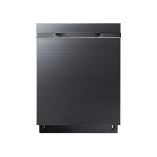 StormWash™ Dishwasher with Top Controls in Black Stainless Steel