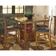 Ralene 5PC Counter Dining Room Set (D594)