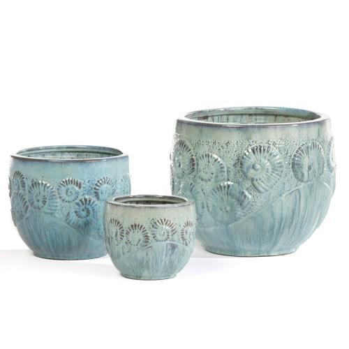 Cornu Planter - Set of 3