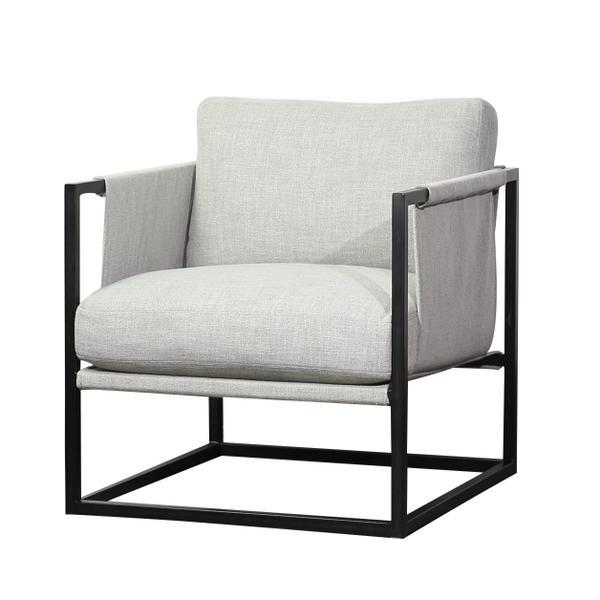 See Details - Rylee Chair in Lawson Pebble