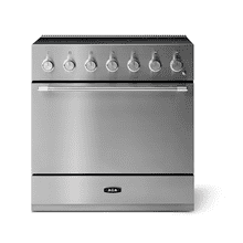 """See Details - Aga Mercury 36"""" Induction Model, Stainless Steel"""