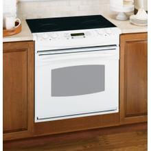 "See Details - GE Profile™ 30"" Drop-In Electric Range"