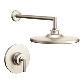 Arris brushed nickel posi-temp® shower only