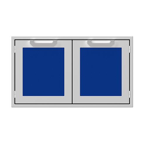 "Hestan - 36"" Hestan Outdoor Double Sealed Pantry - AGLP Series - Prince"