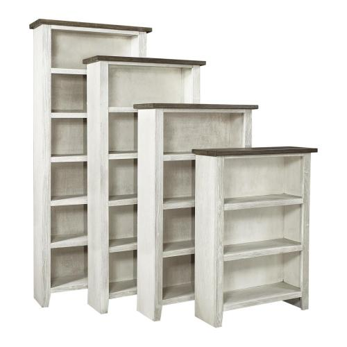 "48"" Bookcase w/ 2 fixed shelves"