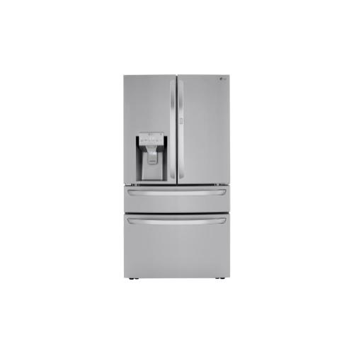 Product Image - 30 cu. ft. Smart wi-fi Enabled Refrigerator with Craft Ice™ Maker