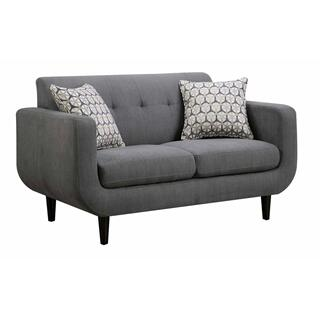 Stansall Loveseat Grey