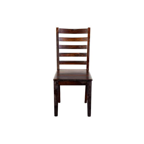 Porter International Designs - Sonora Midnight Dining Table, Bench & Chairs, ART-801-MNT